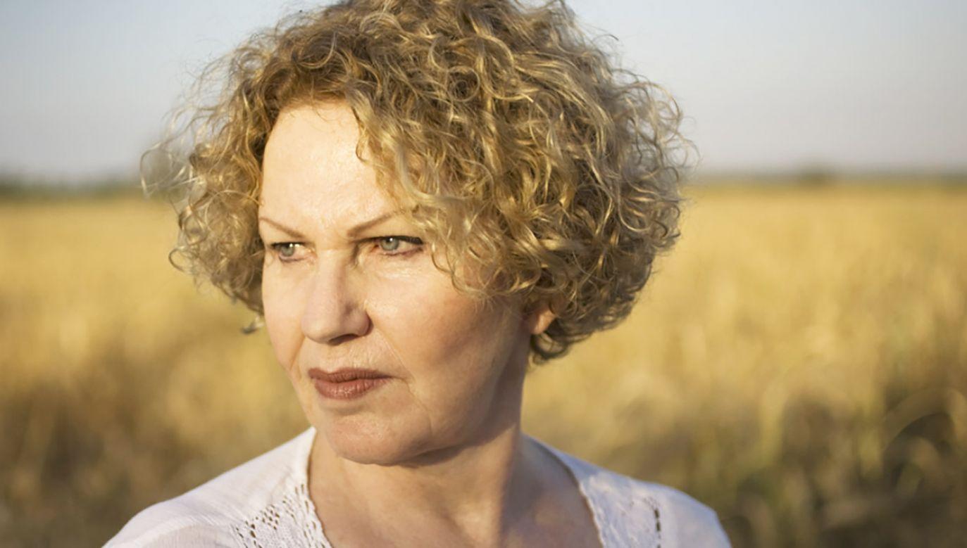 Poetka izraelska Agi Miszol (fot. Wikipedia/Iris Nesher)