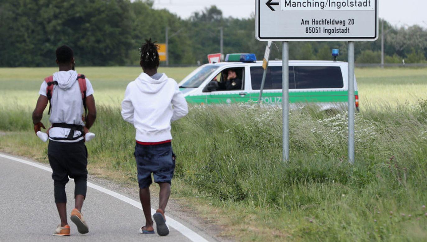 Niemcy zmagają się z kryzysem migracyjnym (fot. Alexandra Beier/Getty Images)