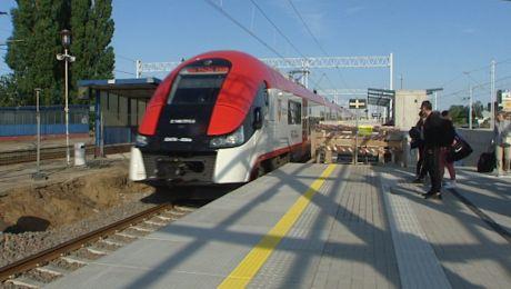 Wróciły pociągi na trasę Września-Konin