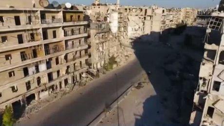 Oblicza Syrii - oblicza wojny. Fotografie wojenne młodej Syryjki