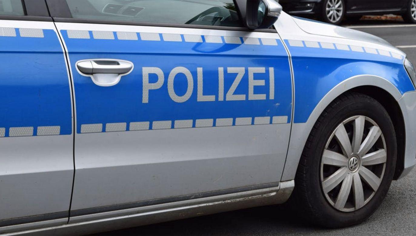 Policjanci szybko namierzyli napastnika (fot. Pexels)