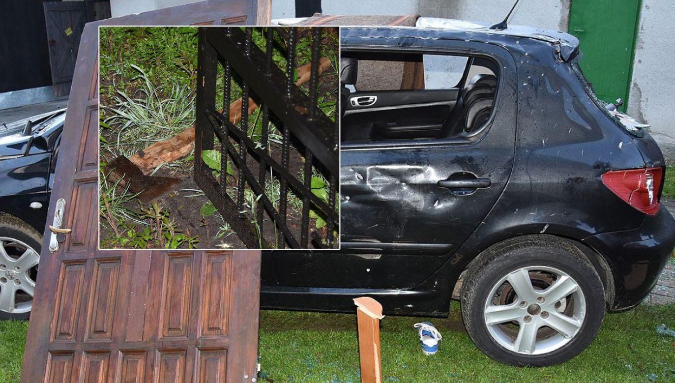 Zatrzymany 23-latek po wytrzeźwieniu usłyszy zarzuty (fot. lubelska.policja.gov.pl)