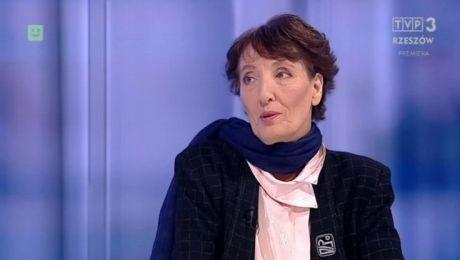 Prof. Maria Filina - prezes Związku Kulturalno-Oświatowego Polaków w Gruzji Polonia