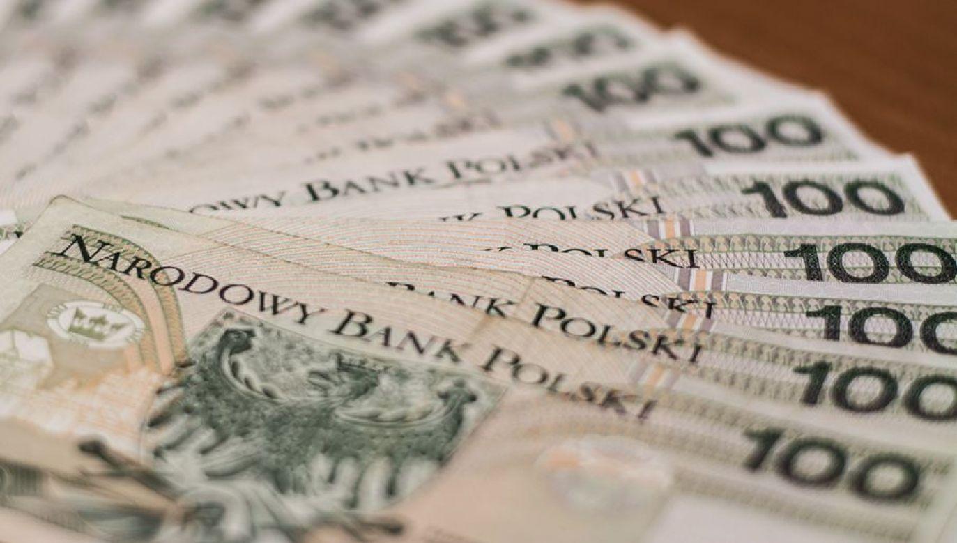 Oszuści wyłudzili pieniądze od 11 firm (fot tvp.info/Piotr Król)