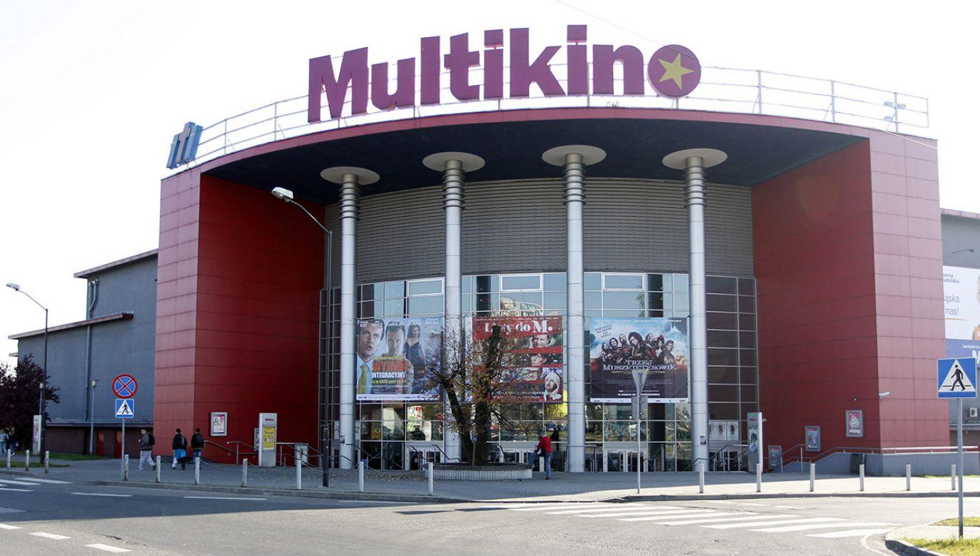 UOKiK uznał, że kina sieciowe stanowią odrębny rynek od kin niesieciowych (fot. arch.PAP/Andrzej Grygiel)