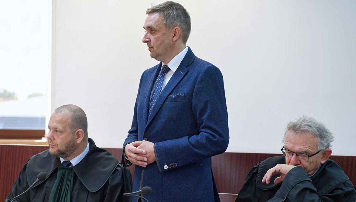 Prokuratura oskarżyła Kiełba o przyjęcie 20 tys zł łapówki (fot. arch. PAP/Darek Delmanowicz)