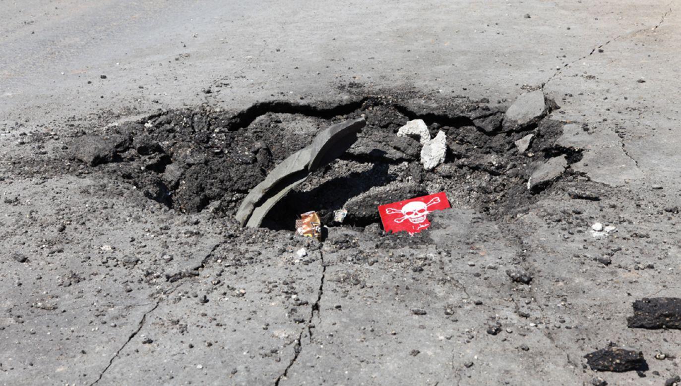 4 kwietnia br. w ataku z użyciem sarinu w Chan Szajchun zginęło 90 osób (fot. Abdussamed Dagul/Anadolu Agency/Getty Images)