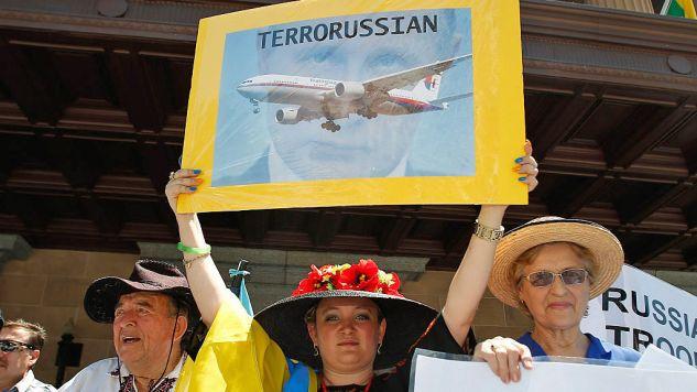 Pocisk rakietowy Buk, który 17 lipca 2014 roku zestrzelił maszynę Malaysia Airlines, pochodził z rosyjskiej jednostki wojskowej (fot. Daniel Munoz/Getty Images)