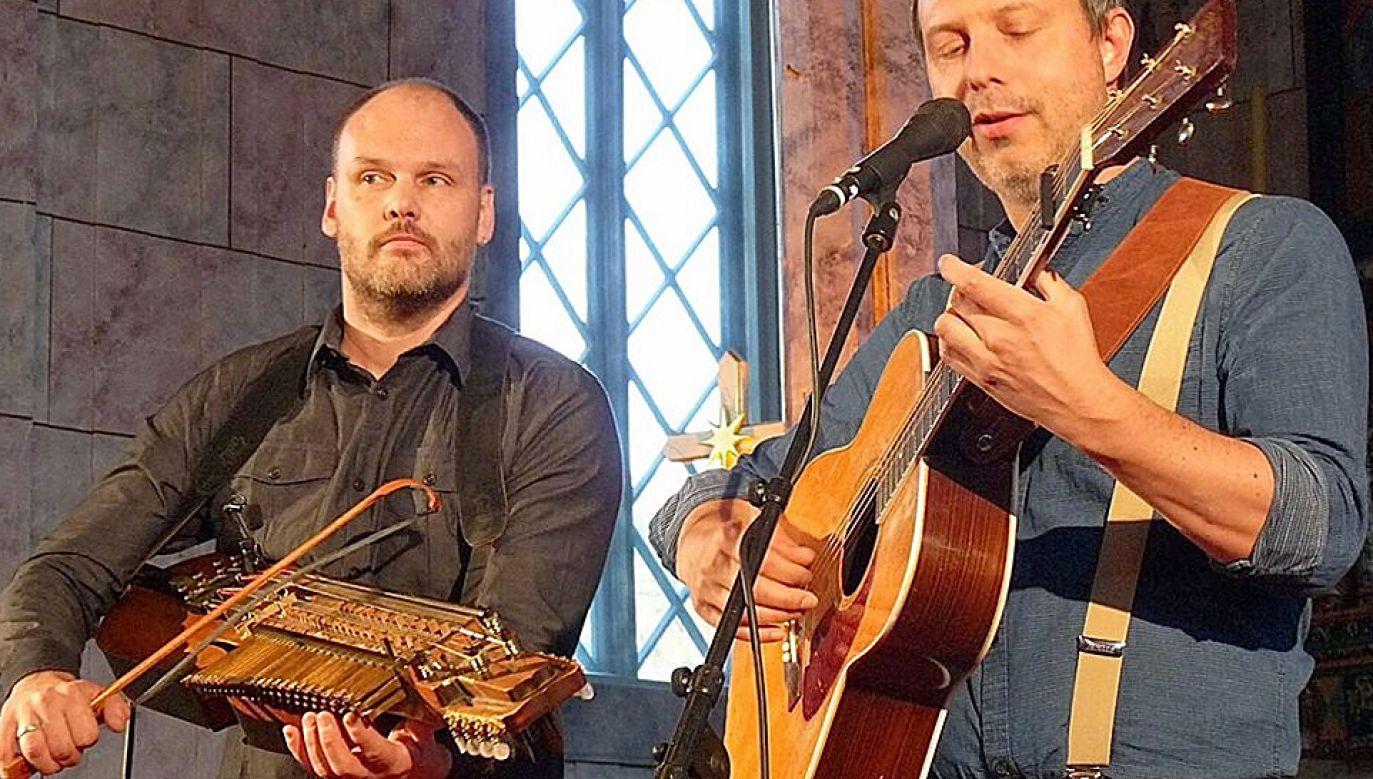 Jedną z gwiazd festiwalu będzie zespół Hazelius Hedin (fot. mat.pras.)