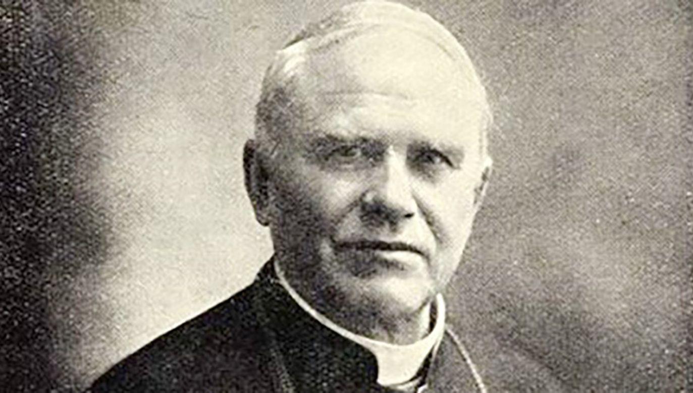 Abp Jan Cieplak był najwyższym przedstawicielem Kościoła Katolickiego w Rosji Sowieckiej. Dwukrotnie trafiał do więzienia, został skazany na karę śmierci (fot. Archiwum)