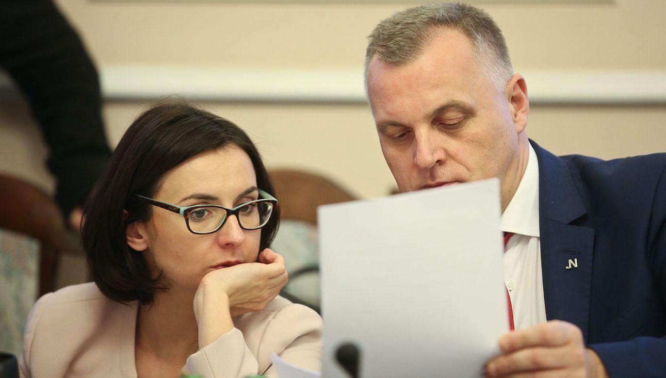 Według skarbnika partii Nowoczesna ma ok. 2,5 mln zadłużenia (fot. arch. PAP/Rafał Guz)