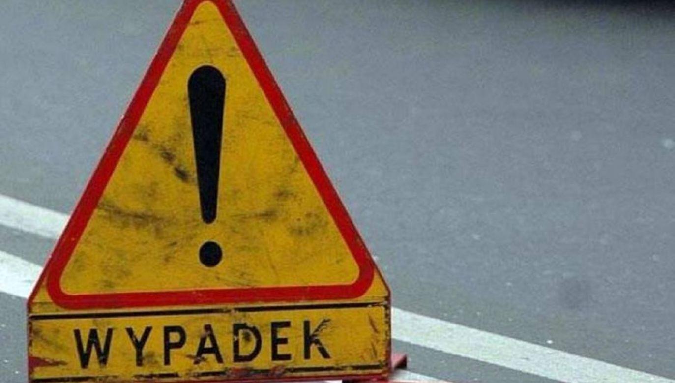 Zjazd z drogi S3 na A6 w stronę Kołbaskowa jest zablokowany  (zdjęcie ilustracyjne)