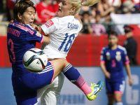MŚ kobiet: Japonia – Anglia! Dla kogo finał?