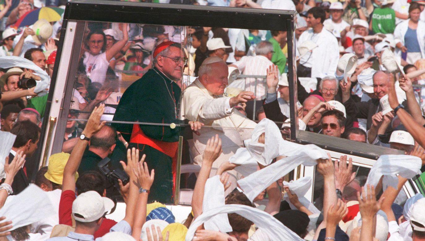 """Myślą przewodnią kongres ruchu """"Europa Christi"""" jest wizja Europy w ujęciu św. Jana Pawła II (fot. REUTERS/Eric Gaillard)"""