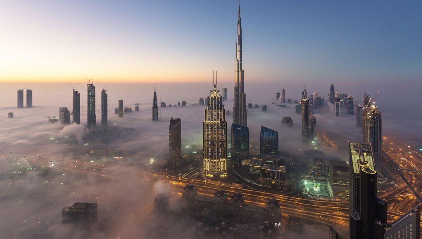 """""""Rozpoczynamy działalność w regionie, który ma fundamentalne znaczenie dla światowego rynku ropy i gazu"""" (fot. Rustam Azmi/Getty Images)"""
