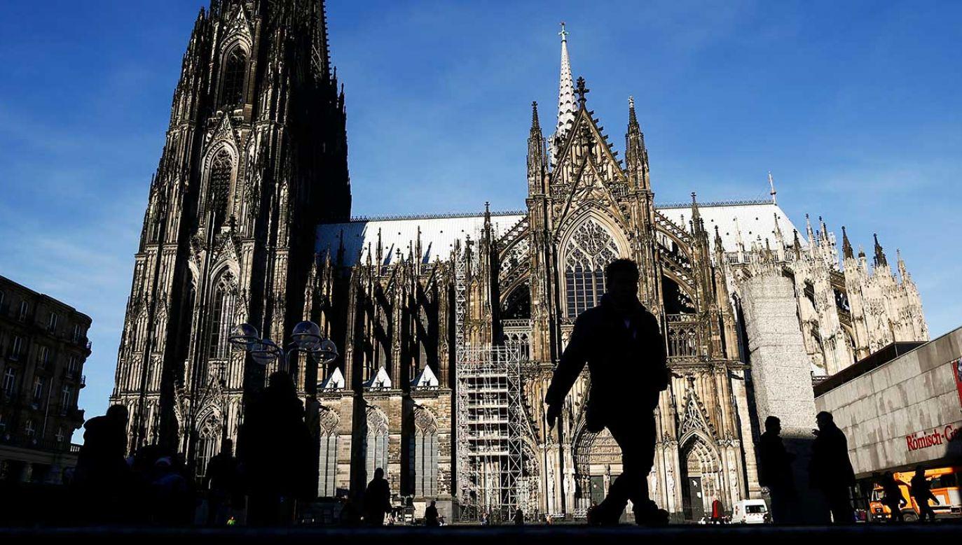 """""""Terror na Sri Lance wpisuje się w serię zamachów przeciwko chrześcijanom na całym świecie"""" (fot. REUTERS/Wolfgang Rattay)"""