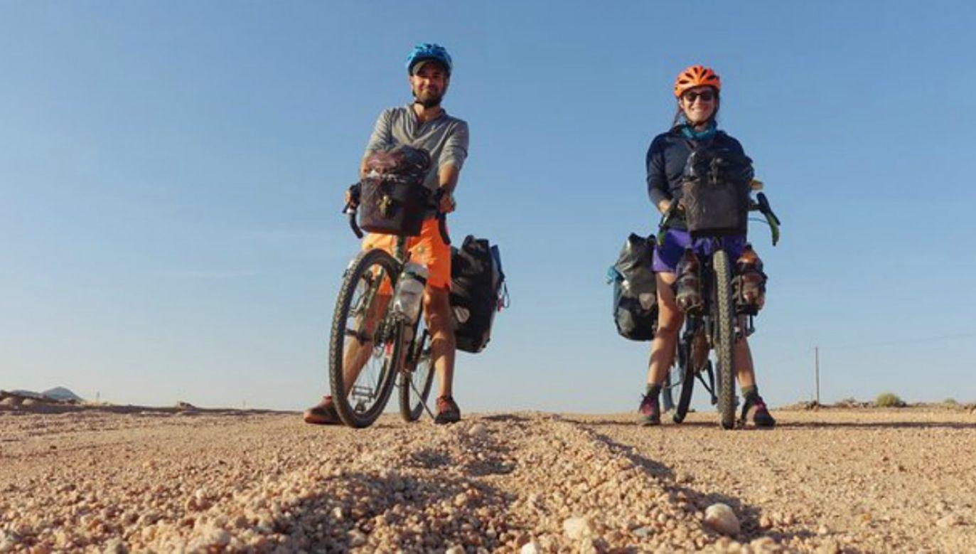 Czwórka turystów została zabita w Tadżykistanie 29 lipca br. (fot. Simply Cycling)