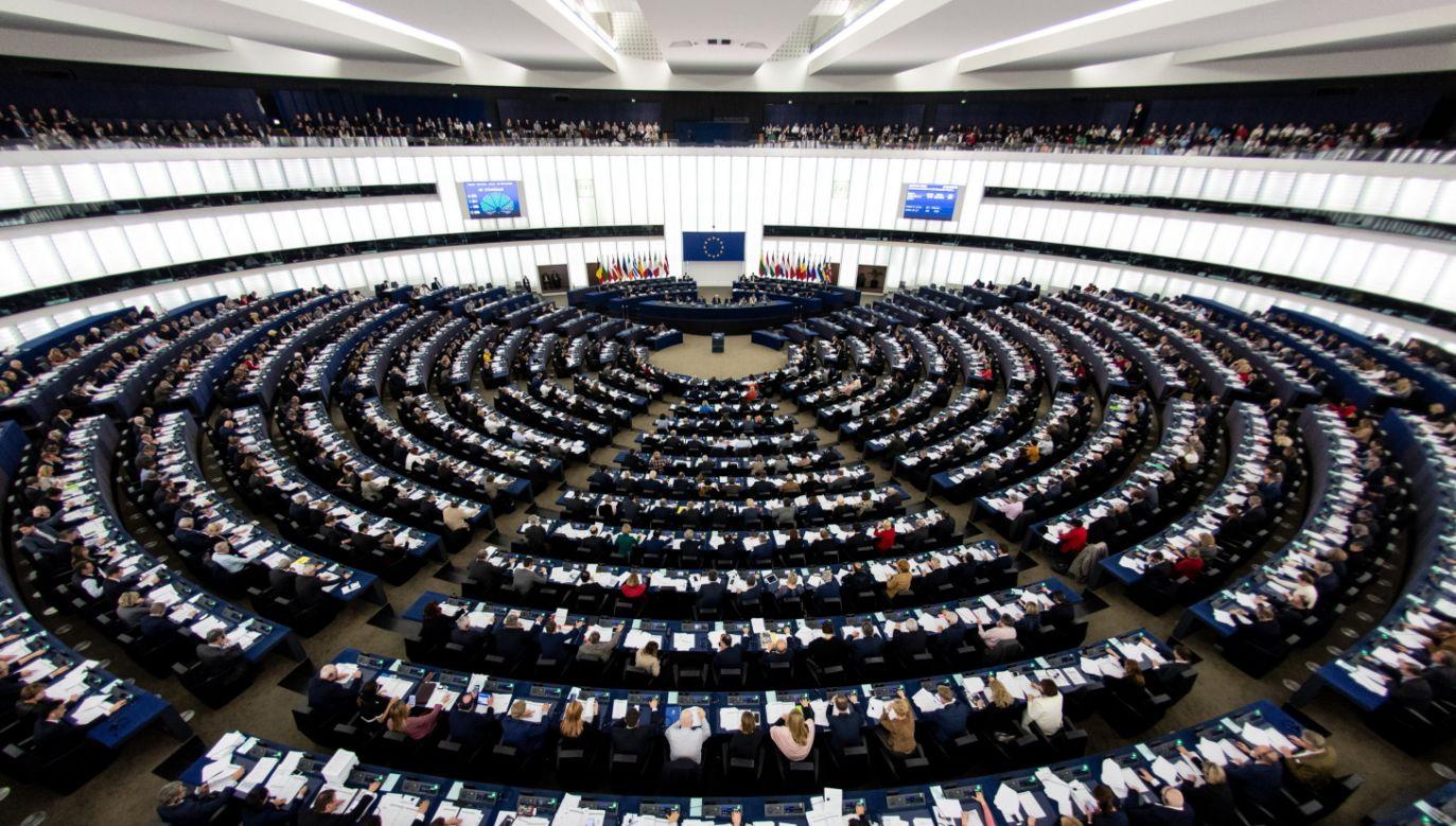 Wybory do Parlamentu Europejskiego odbędą się w Polsce 26 maja br (fot. PAP/EPA/PATRICK SEEGER)