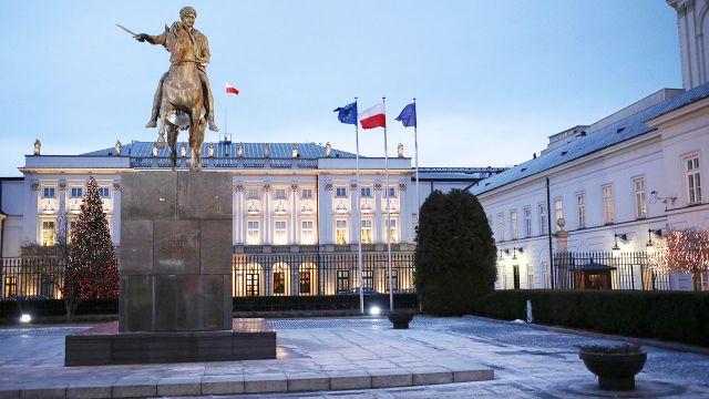 Stefan W. chciał wedrzeć się do Pałacu Prezydenckiego. Planował zamach