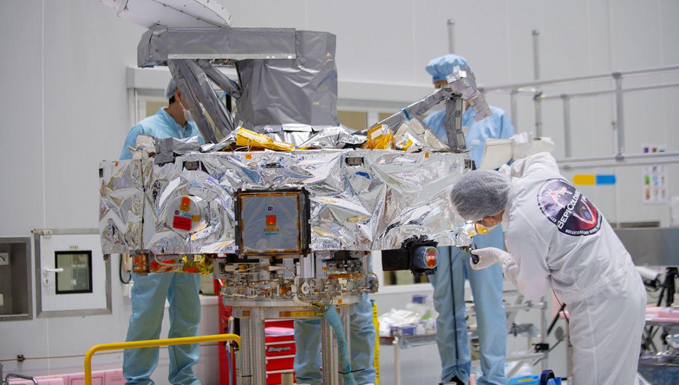 Nazwa misji została wybrana na cześć włoskiego matematyka i inżyniera: Giuseppe (Bepi) Colombo (fot. ESA - S. Corvaja)