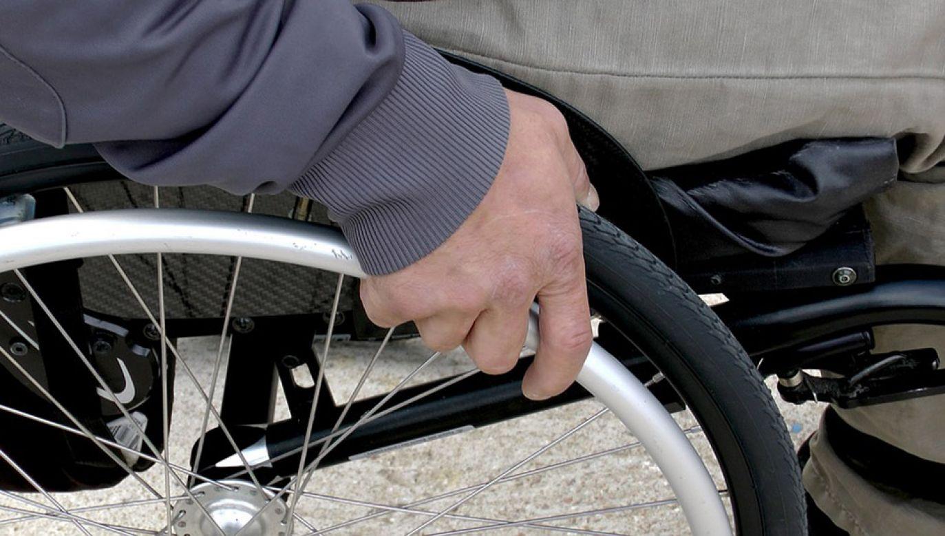 Będzie 500 zł miesięcznie dla osób całkowicie niepełnosprawnych powyżej 18. roku życia (fot. Pixabay/SGENET)