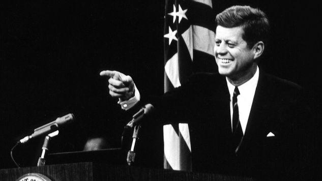 John F. Kennedy skończyłby dziś 100 lat (fot. JFK Library Foundation)