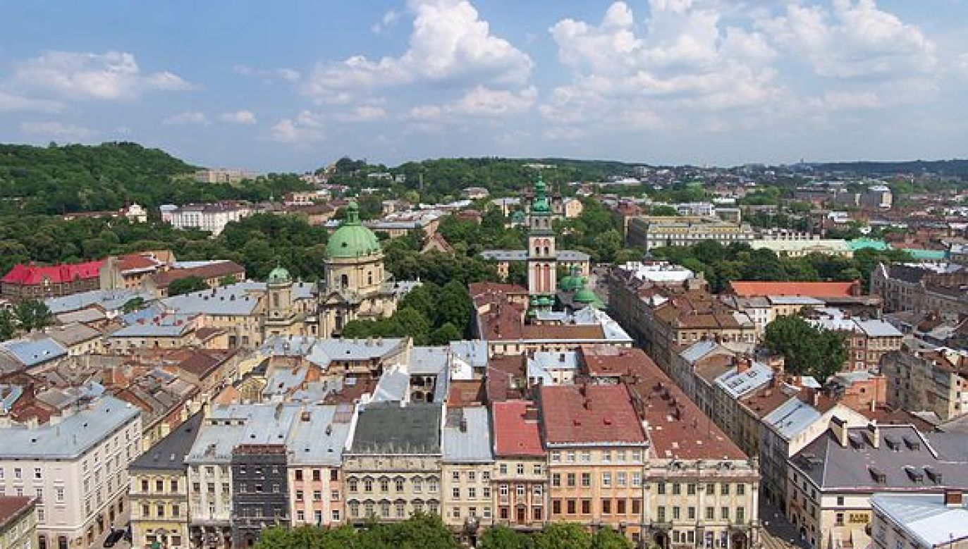Lviv's Old Town. Photo: Wikimedia