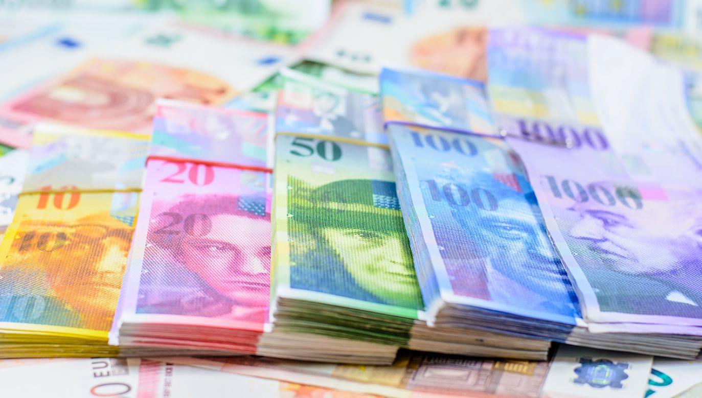 Sejmowa komisja finansów zebrała się w piątek, by debatować o problemie tzw. frankowiczów (fot. Shutterstock/Wara1982)
