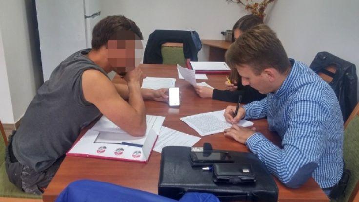 Warmińsko-Mazurski Oddział Straży Granicznej podsumował miniony rok