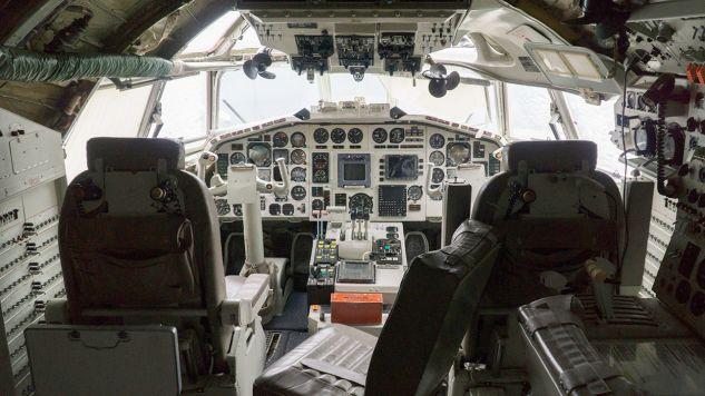 Eksperci podkomisji smoleńskiej przeprowadzili dokładne badania Tupolewa 154M 102 (fot. Bartosz Kalich)