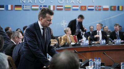 Mariusz Błaszczak: Wojsko Polskie będzie szkoliło wojsko irackie w ramach NATO