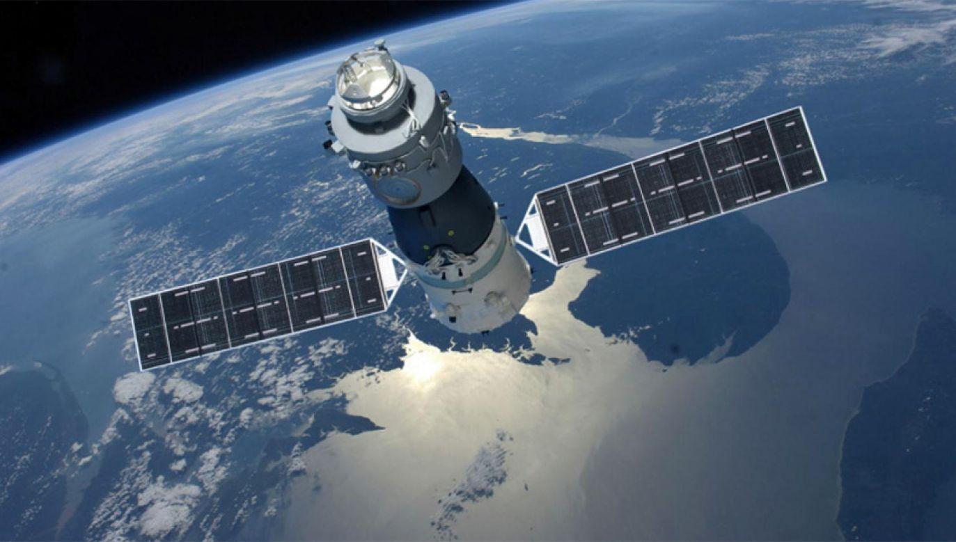W przyszłym roku na orbitę okołoziemską mają zostać wyniesione pierwsze elementy stacji kosmicznej Tiangong (fot. CNSA)