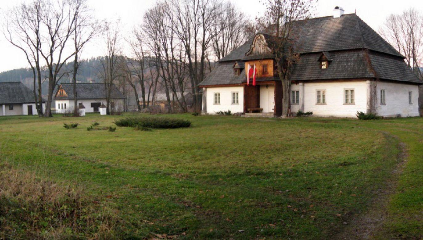 Muzeum Tatrzańskie posiada oddział w Łopusznej od 1978 r. (fot. Wikipedia/Janusz Gałka)