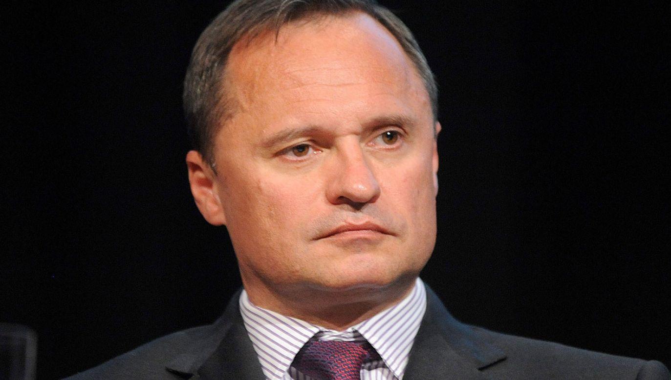 Leszek Czarnecki (fot. arch.PAP/Szymon Łaszewski)