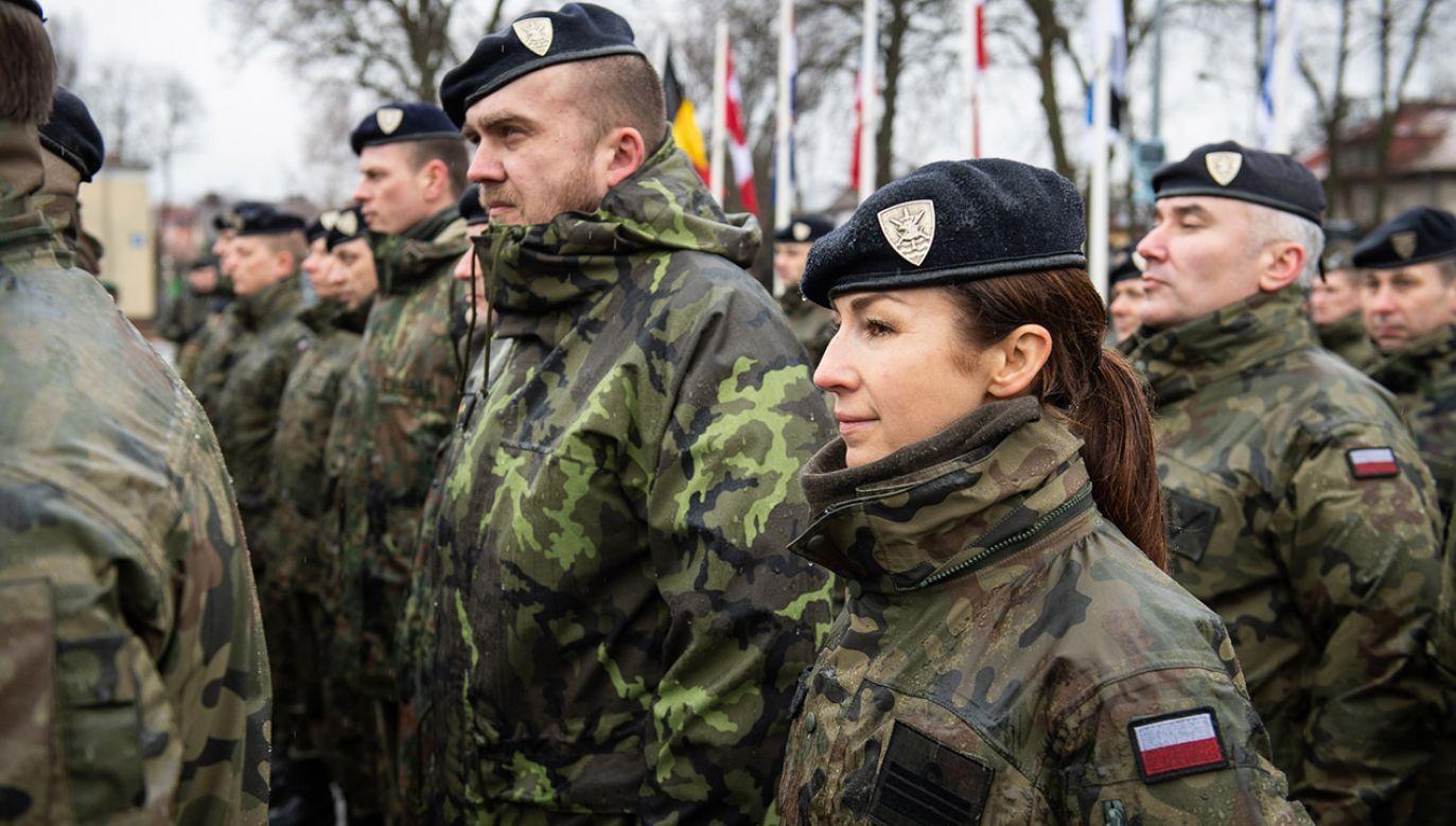 Liczba zatrudnionych pracowników cywilnych wojska jest obecnie szacowana na ponad 44 tys. osób (fot. MON)