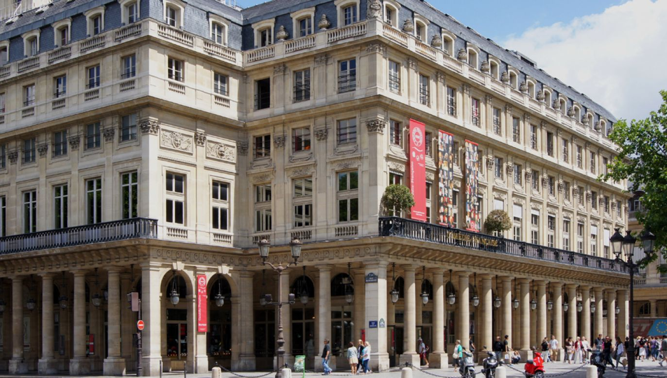 Najpierw ochrona budynku, a następnie policja, uniemożliwiły grupie migrantów wtargnięcie do paryskiego teatru (fot. Jebulon / Wikimedia Commons)