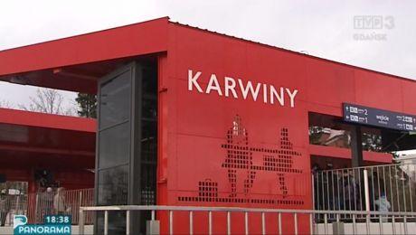 Dwa nowe przystanki PKM w Gdyni, gotowe