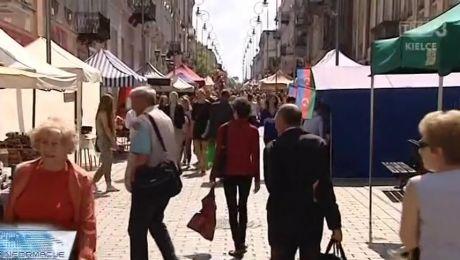 Niepodległość tematem Święta Kielc