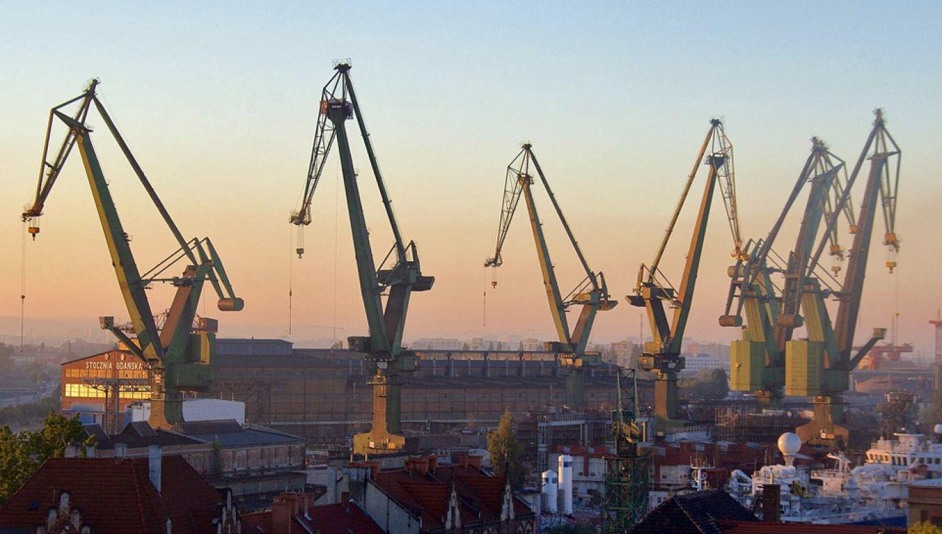 Stocznia Gdańsk chce odzyskać dawną pozycję (fot. Wiki/Mike Peel)