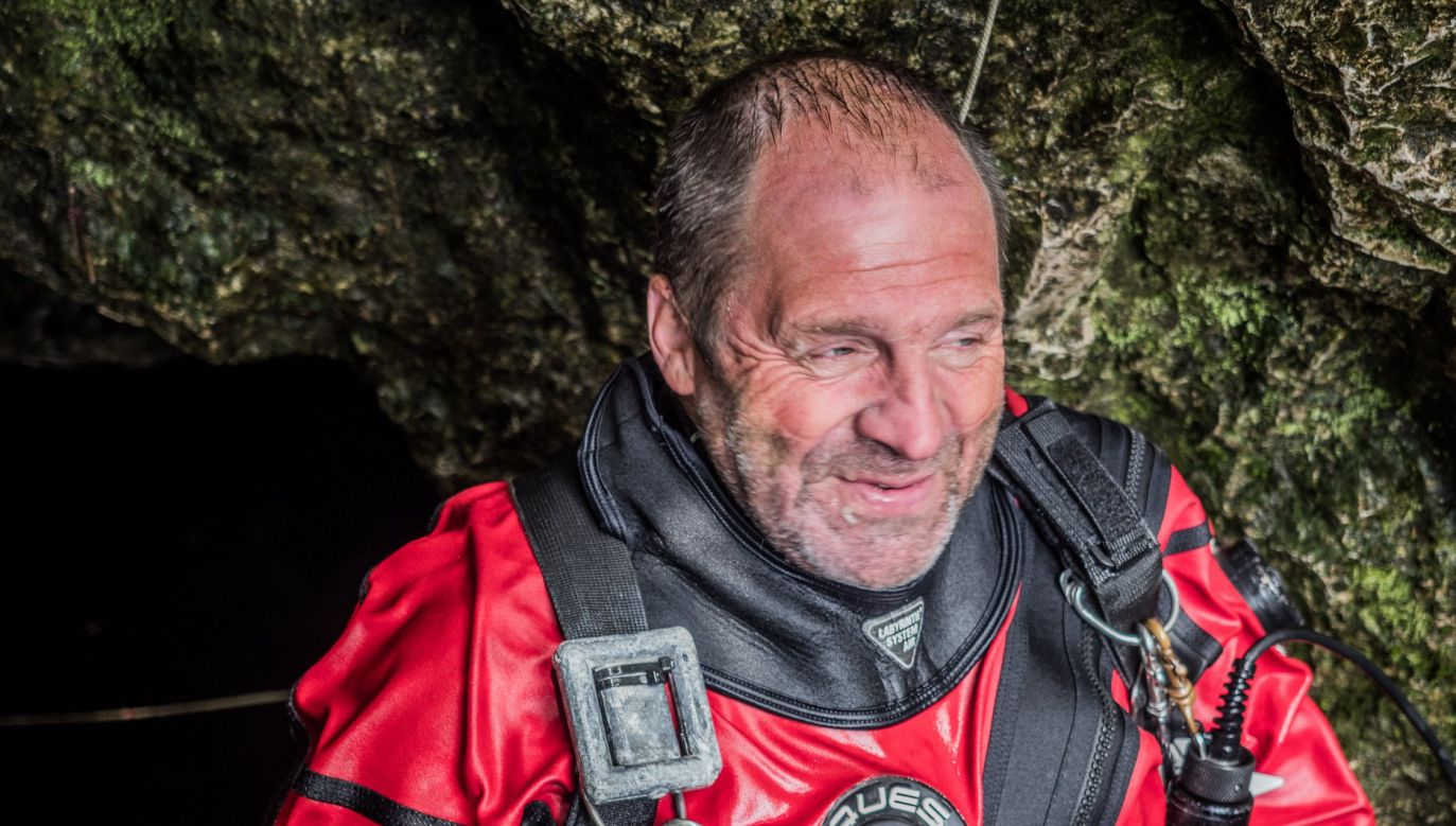 Krzysztof Starnawski. Photo: facebook.com/Krzysztof-Starnawski-Expedition
