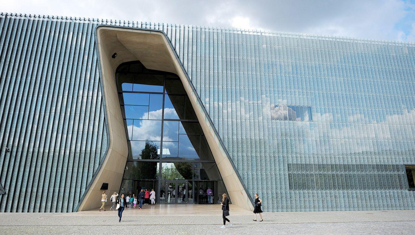 Kadencja obecnego dyrektora muzeum POLIN upływa z końcem lutego (fot. arch.PAP/Przemysław Piątkowski)