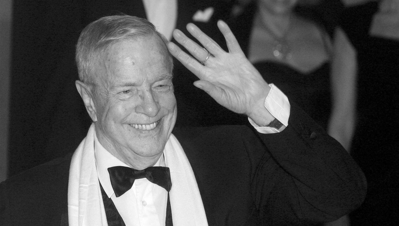 Słynny reżyser zmarł w wieku 96 lat (fot. arch. PAP/ EPA/MATTEO BAZZI)