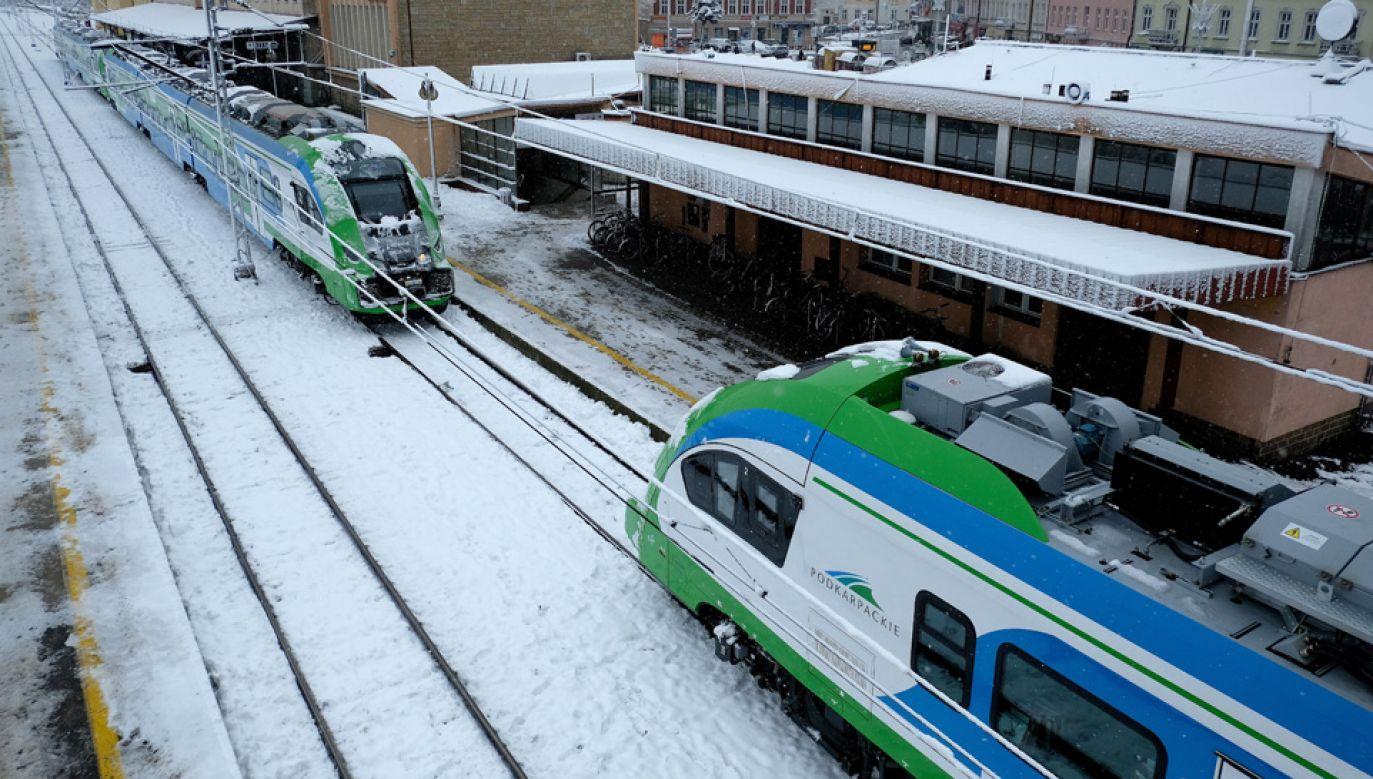 Po 13 latach przerwy pociągi wracają do Hrubieszowa (fot. PAP/Darek Delmanowicz)