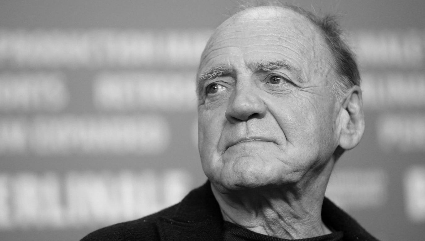 Nie żyje szwajcarski aktor Bruno Ganz (fot. PAP/EPA/GUILLAUME HORCAJUELO)