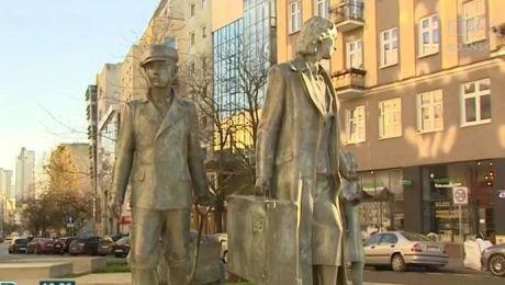 Gdynianie wysiedleni z petycją do Sejmu