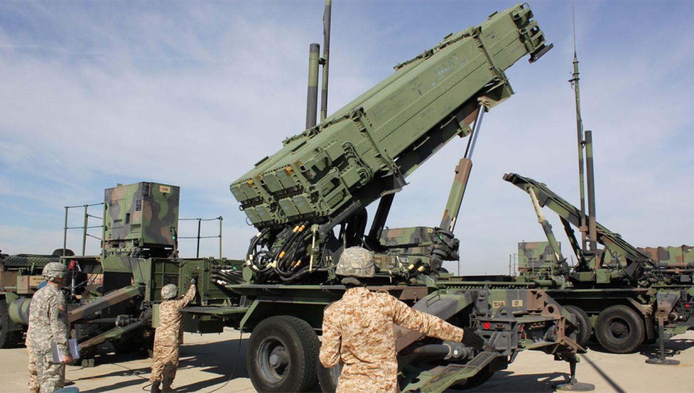 Amerykanie domagają się za systemy patriot ponad 10 mld dolarów (fot. Army.mil)