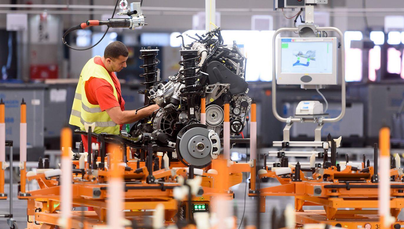 Zarówno w inwestycjach produkcyjnych, jak i usługowych PAIH spodziewa się dalszego wzrostu poziomu jakości i stopnia zaawansowania technologicznego projektów (fot. PAP/Jakub Kaczmarczyk)