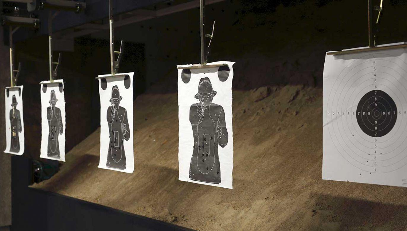 Do tragedii doszło na strzelnicy prywatnej (fot. Shutterstock/Robert Przybysz)