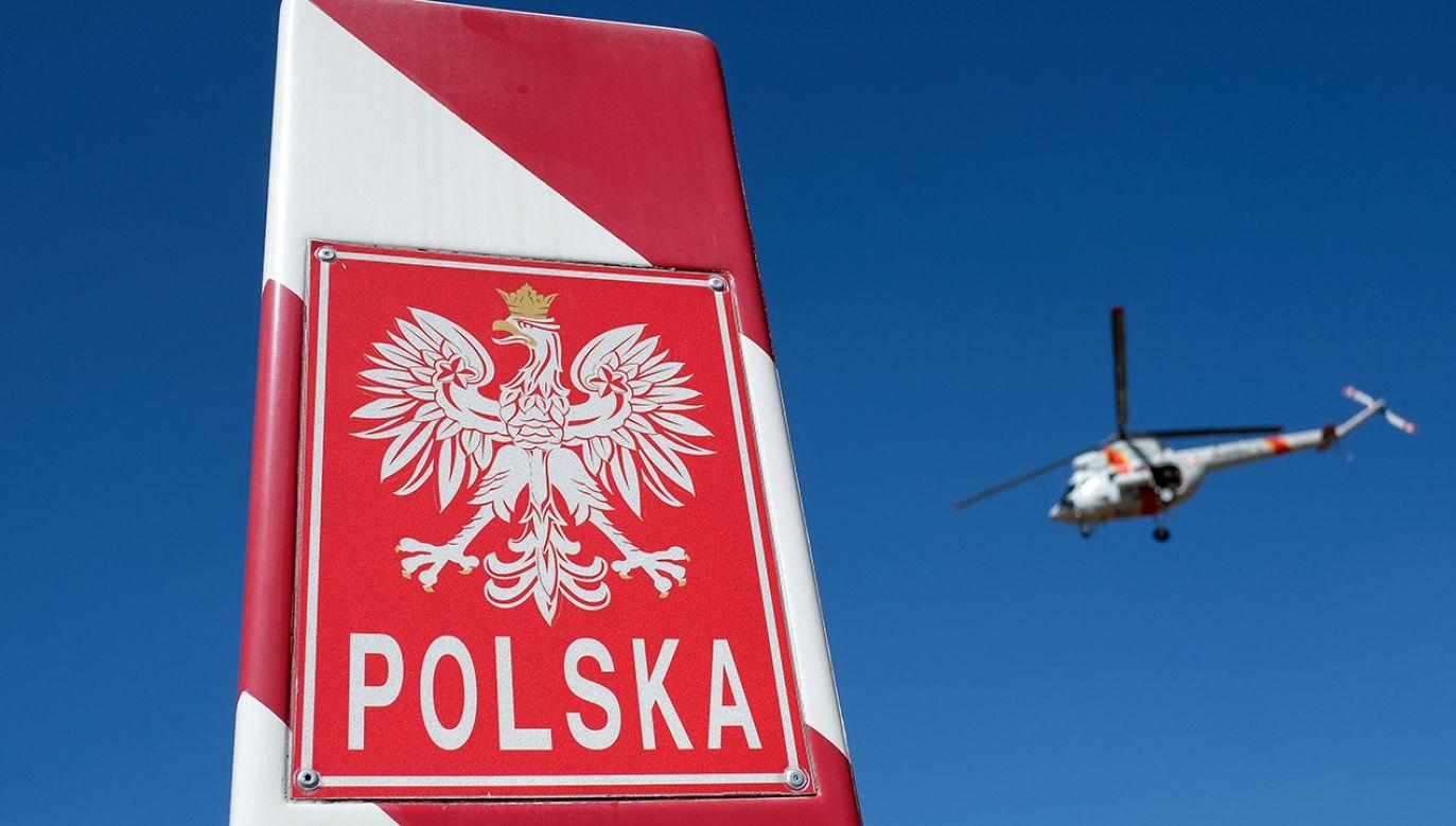 Zwłoki mężczyzny odnaleziono w górach, nieopodal granicy z Czechami (fot. arch.PAP/Darek Delmanowicz)