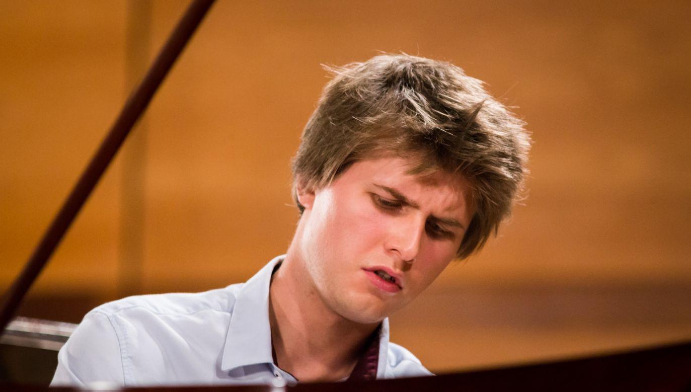 Tomasz Ritter. Photo: Wojciech Grzędziński, Darek Golik / National Frederic Chopin Institute